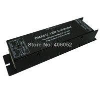 10 шт./лот 4 канала СВЕТОДИОДНЫЙ Контроллер RGBW DMX 512 ПРИВЕЛО Контроллер Декодер и Водитель Вход/Выход DC12V-24V для RGBW газа