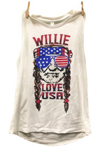 Independence day american flag print tank top women sexy tops festival clothing plus size gothic cotton cartoon summer casual