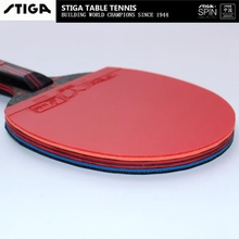 7 free giftsHybrid Wood 7.6 Brand Quality Table tennis racket Ddouble face Pimples-in blue rubber Ping Pong Racket tenis de mesa