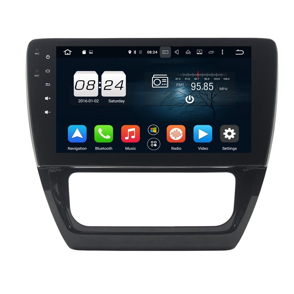 10,1 дюйм(ов) Android 6,0 2 г Оперативная память 32 г Встроенная память dvd-плеер автомобиля 1024*600 gps навигации мультимедийного головного блок для VW SAGITAR...