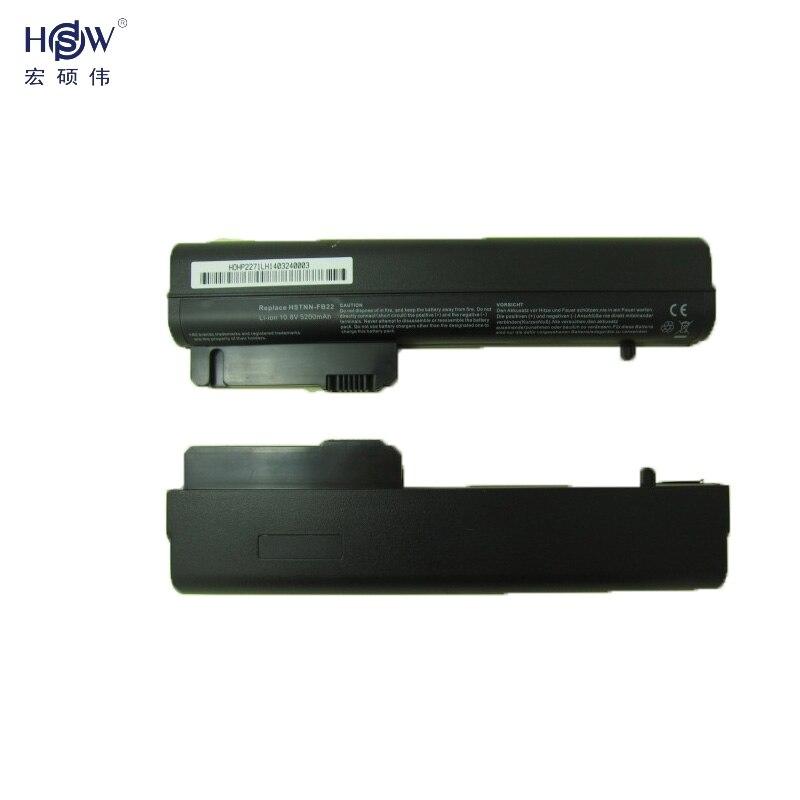 Batería de portátil HSW para HP EliteBook 2530p 2540p, para - Accesorios para laptop - foto 2
