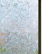 Цветное витражное стекло luckyyj наклейка на окна для кухни