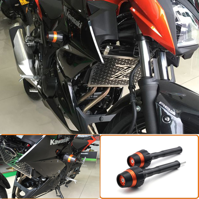 For KAWASAKI Z250 ABS 2013 2015 Orange New Design Motorcycle Frame ...