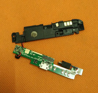 Used Original USB Plug Charge Board Loud Speaker For UMI Touch MTK6753 Octa Core 5 5