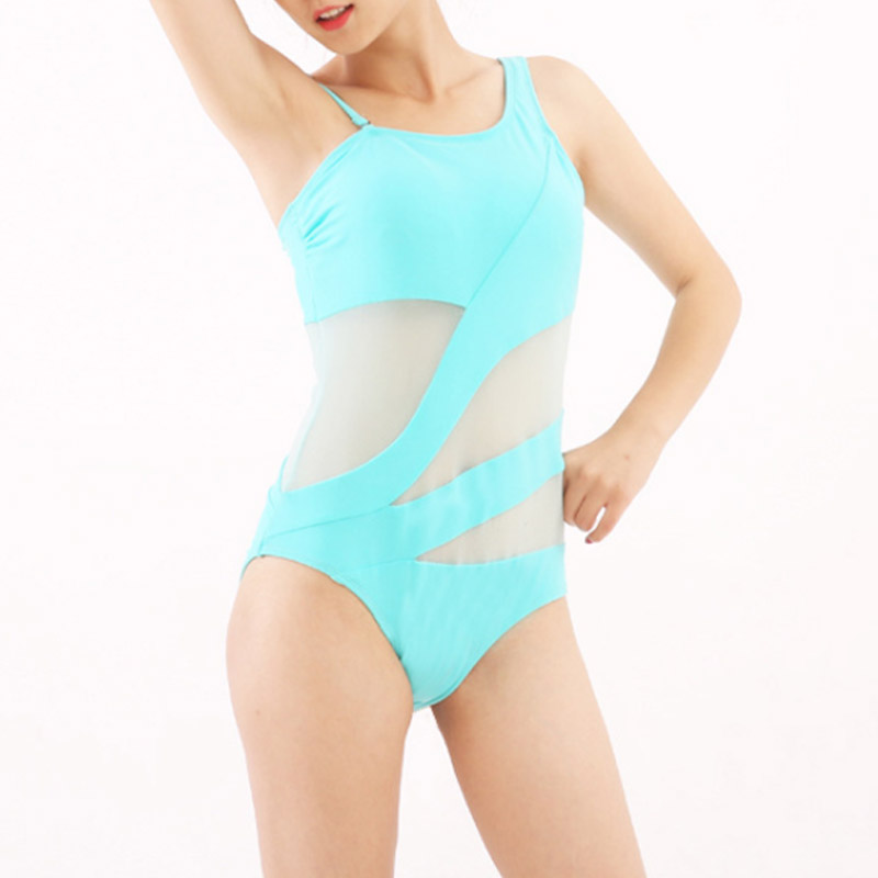 2017 New One Piece Swimwear Women Solid Bathing Suit Sexy Hollow Out Swimsuit Strappy Beach Wear Maillot De Bain Femme 3 Colors 2017 new sexy one piece swimsuit strappy biquini high waist one piece swimwear women bodysuit plus size bathing suits monokinis