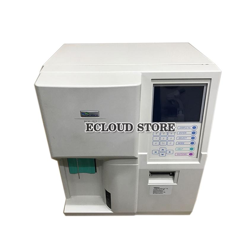US $3027 0 |Good condition refurbished Sysmex KX 21 Hematology Analyzer /  second hand used Hematology Analyzer price Sysmex cell counter on