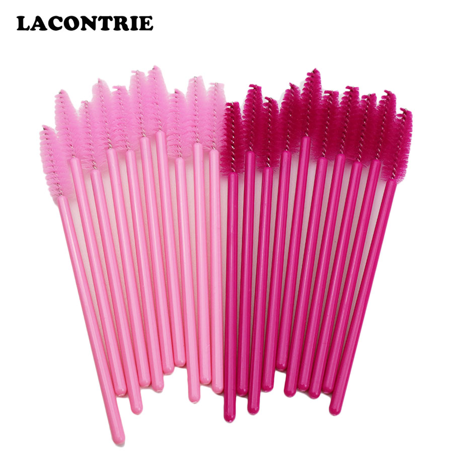 Disposable Mascara Wands 50pcs Eyelash Brush Eyelash Extension Supplies