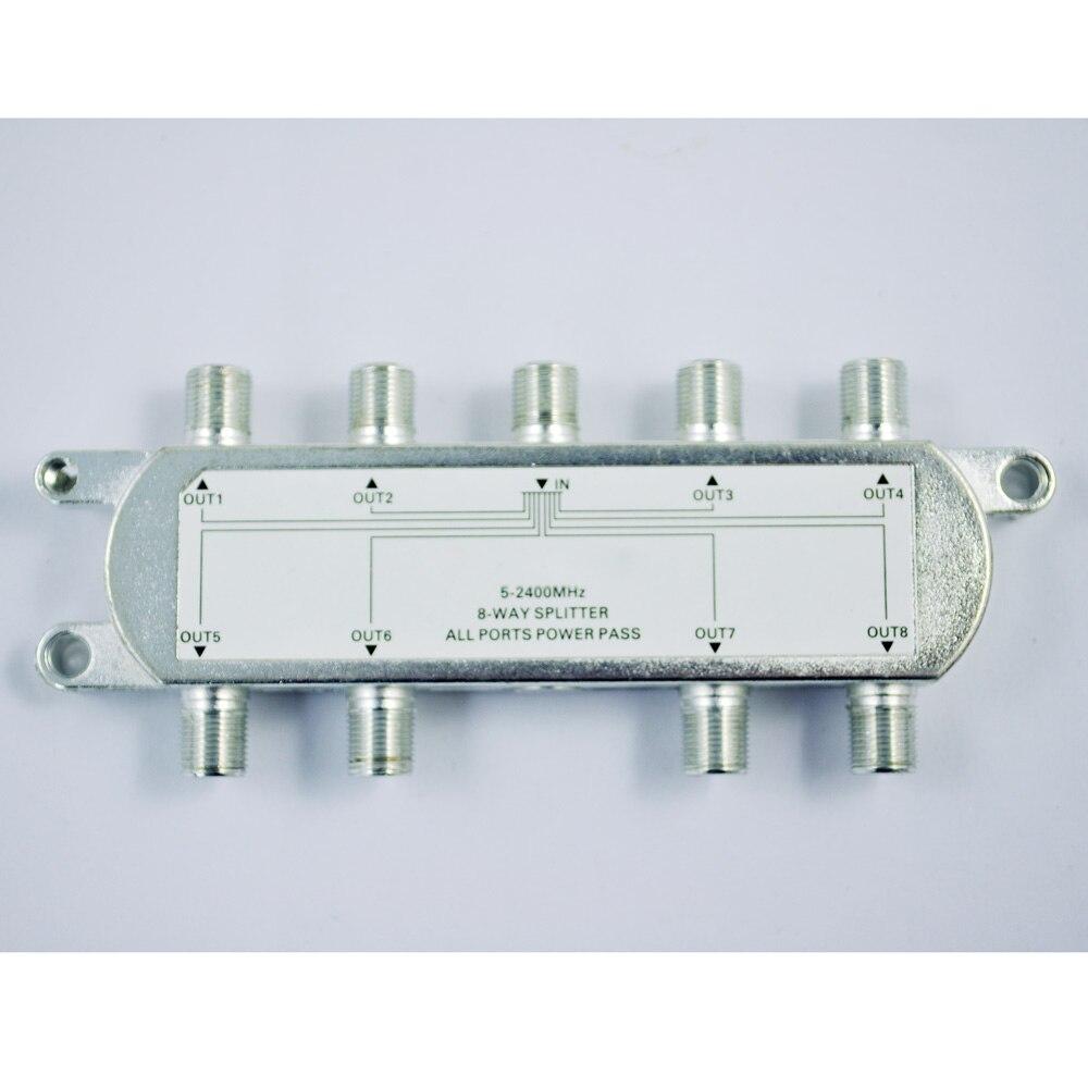 Best 3 Way Cable Splitter : Aliexpress buy new way tv antenna rf coax coaxial