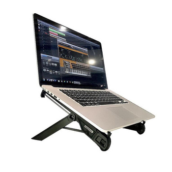 Podstawka do laptopa przenośny uchwyt biurkowy do montażu na regulowany tablet nogi uniwersalny składany stół uchwyt Notebook stoi
