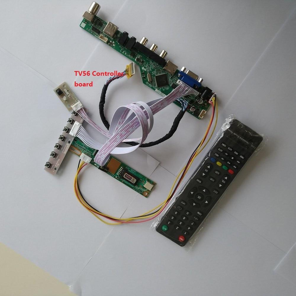 for B121EW01 V5 Resolution Module TV 20pin Controller Board Mother Board AV VGA Digital Signal 1