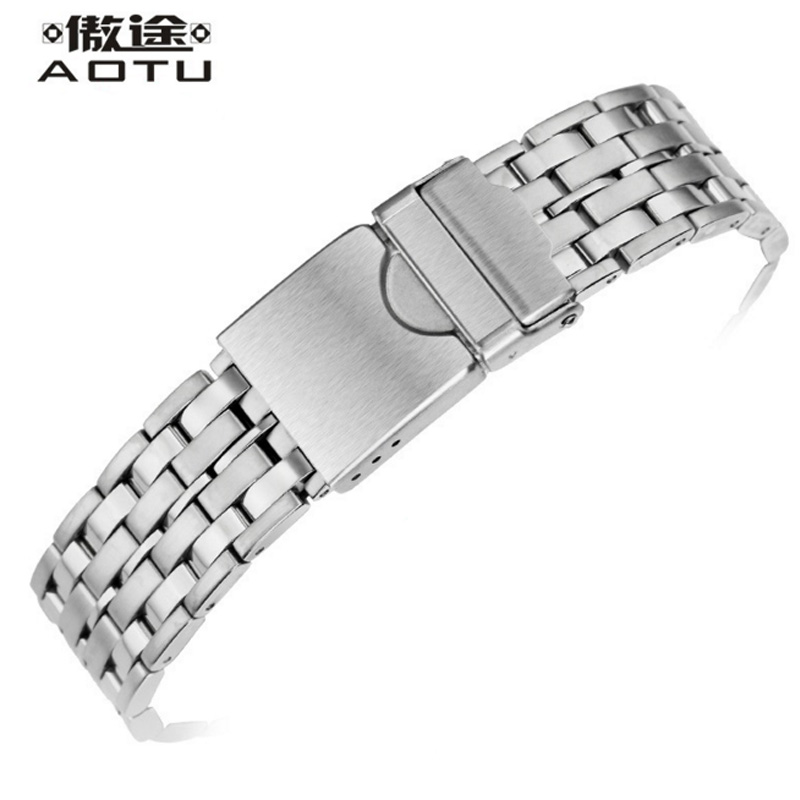 Stainless Steel Watchbands For Tissot 1853 T22 Men Watches Ladies 17mm Watch Strap Male 20mm Bracelet Belt Metal Watch Band 20mm men s canvas watchbands for tissot t095 10 colors watch strap for male nylon watch band for t095 bracelet belt watchstrap