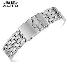 Stainless Steel Watchbands For Tissot 1853 T22 Men Watches Ladies 17mm Watch Strap Male 20mm Bracelet Belt Metal Watch Band