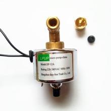 SP 12A oil pump Voltage 220 240VAC 50Hz Power 18W
