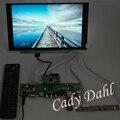 HDMI CVBS РФ USB VGA Аудио Видео Монитор КОМПЬЮТЕРА V59 Плата Контроллера + IPS N116HSE EBC 1920x1080 EDP ЖК-Панель Для Raspberry Pi 3