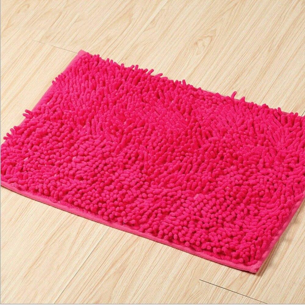 Soft Anti Slip Water Absorption Bathroom Rugs Carpet For Bedroom Sofa Floor Mats Entrance Door Mats
