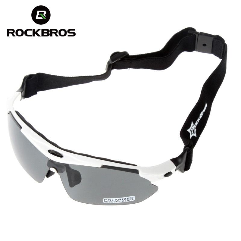 0628c771eb RockBros Polarizado Ciclismo Gafas De Sol Al Aire Libre Deportes De Bicicletas  Bike Gafas De ...