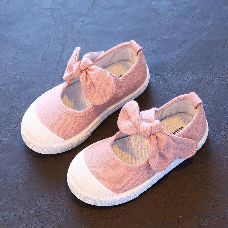 Chaussures De Sport Estamico Toile Enfants Haut-dessus, Violet Eur34