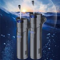 Sunsun Multifunctional Ultraviolet germicidal lamp and internal filter pump for aquarium GRECH UV lamp CUP 803 805 807 809