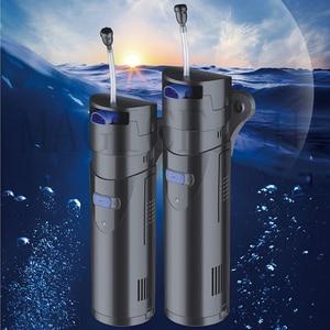 Image 1 - Sunsun GRECH аквариум ультрафиолетовый УФ фильтр бактериальные водоросли убийца лампа чашка 803 805 807 809