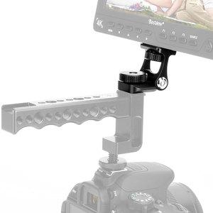 Image 3 - Ulanzi soporte para Monitor, brazos móviles duales, rotación de 180 grados, soporte de zapata fría para cámaras DSLR, Monitor de vídeo