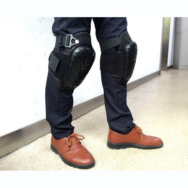 Knee Pads For Work Hard Shell Thick Foam Padding Workplace Safety Self Protection For Gardening, Cleaning And Construction