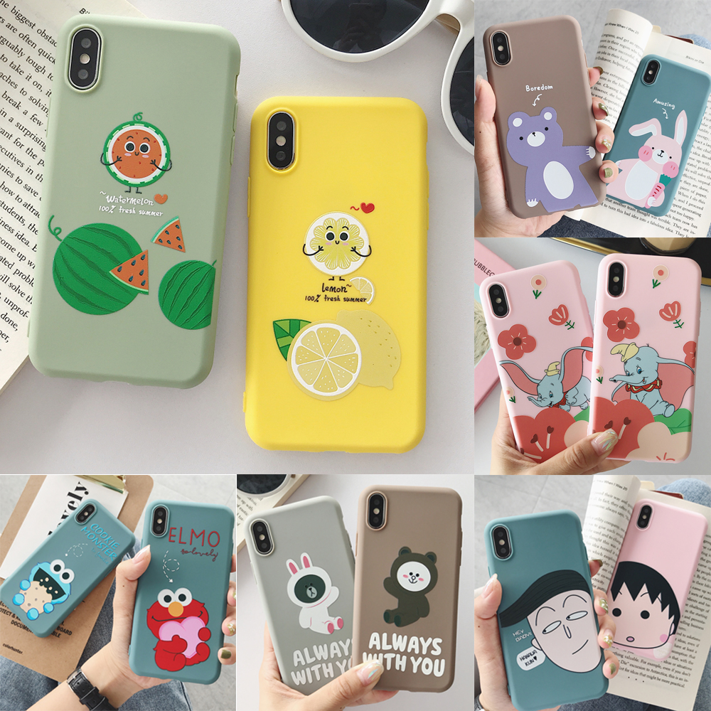 Cute Cartoon Dumbo Sesame Soft <font><b>Case</b></font> for <font><b>OPPO</b></font> A3 A3S A5 A57 A39 A59 A7 A73 A83 V11i <font><b>F1S</b></font> F5 F9 Pro <font><b>Phone</b></font> <font><b>Cases</b></font> Ultrathin Cover image