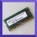 Микрон ddr1 1 ГБ DDR266 PC2100 200PIN Sodimm ПАМЯТИ 1 Г 266 МГЦ 200-контактный SO-DIMM ОПЕРАТИВНОЙ ПАМЯТИ DDR Ноутбук ПАМЯТИ Бесплатная Доставка
