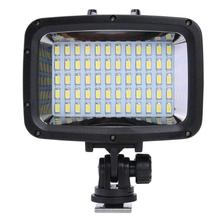 цена на SL-101 LED Diving Camera Video Fill Light 1800LM Photography Lamp Underwater Diving Light for GoPro 3 4 Photo Studio Accessories