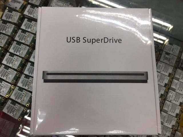 Brand New Genuine em embalagem de varejo para MAC USB 2.0 SuperDrive MD564ZM / A A1379