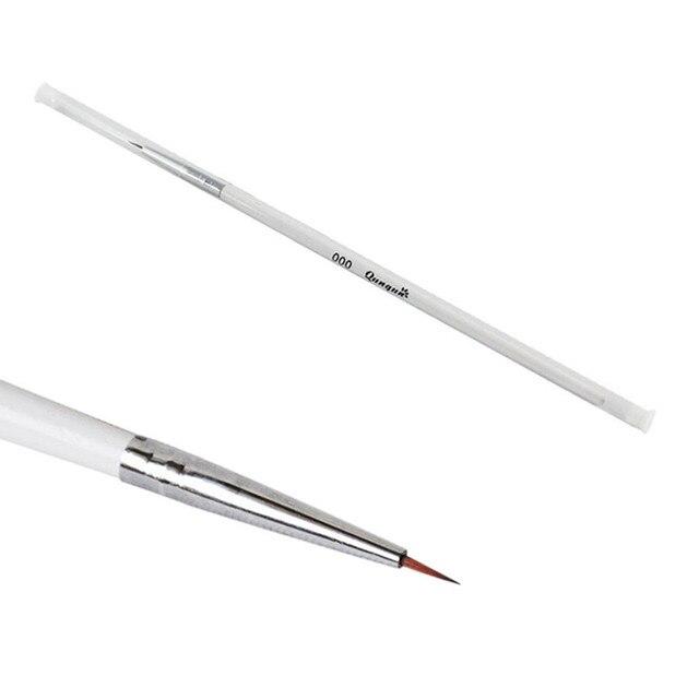 ISHOWTIENDA 2018 DIY Профессиональные кисти для макияжа ногтей Книги по искусству щетки Картина инструменты ручка щетка для UV гель для ногтей печати кисть