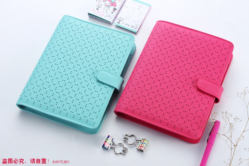 Neue Mode Domikee Nette Cartoon Büro Schule Binder Notebook Schreibwaren Liefert Candy Binder Zeit Planer Agenda Organizer Geschenk Verpackung