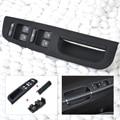 New Car Black Master Window Switch+Panel Bezel+Interior Handle Trim Cover Set for VW Passat Jetta Golf 1J4 959 857 3B0867175
