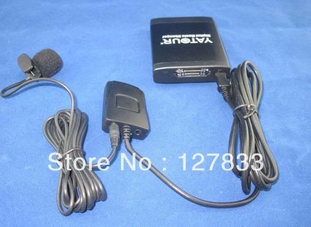 Bluetooth module(YT-BTM)+Remote control(YT-REMO)+Digital Music Changer(YT-M06) for multi choices