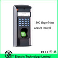 F7 Substantial Fingerprint Access Control SMS,DLST Fingerprint access control communicational with  TCP/IP or RS232 /485