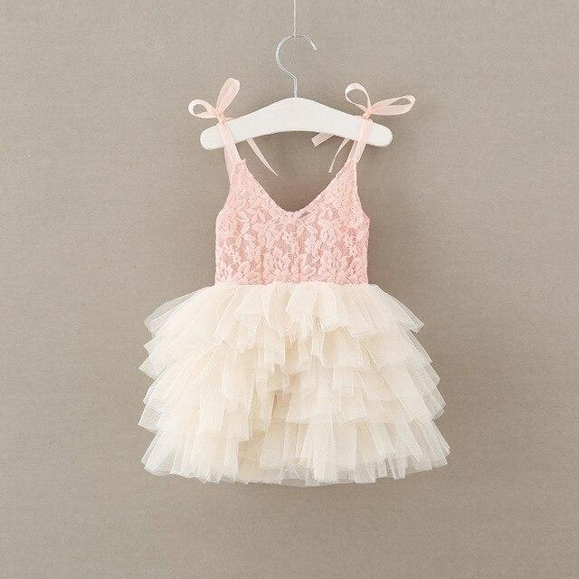 Sơ sinh công chúa Ăn Mặc Cho Phép Rửa Không Tay Bé Gái Ren Christening Gown Dress Toddler Sinh Nhật Đầu Tiên Đảng Trẻ Sơ Sinh Mặc