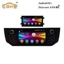 Android 9,0 8-ядерный Радио 1 din Android Мультимедиа Стерео для 2008-2013 Защитные чехлы для сидений, сшитые специально для Roewe 550& 2011- MG 6