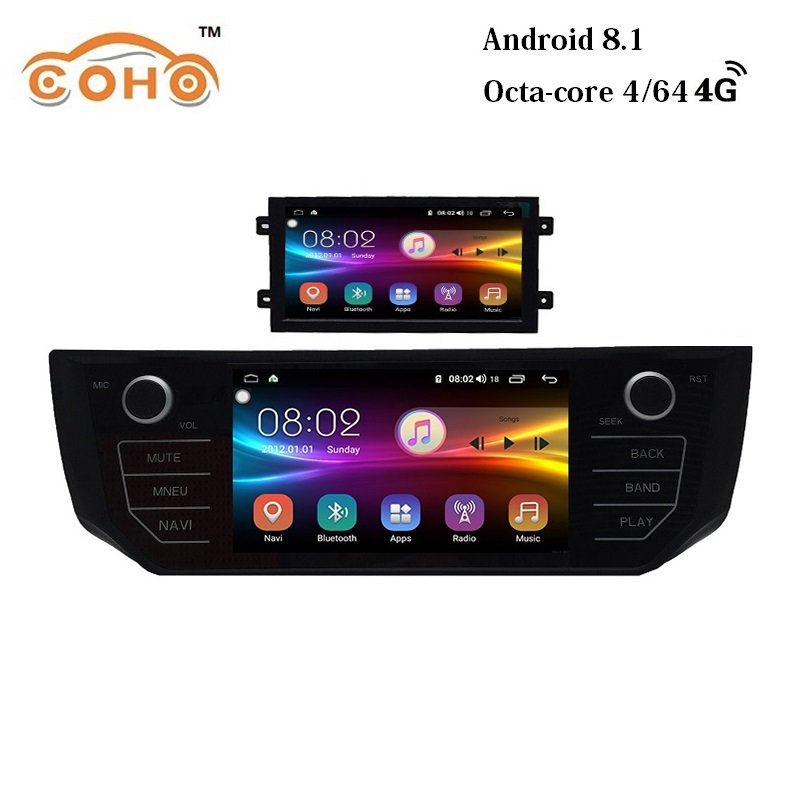 Android 9.0 8-core radio 1 din android multimédia voiture stéréo pour 2008-2013 Roewe 550 & 2011-2015 MG 6