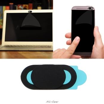 1 kamera PC ochrona prywatności Ultra cienka zasłona na kamęrę na komputery laptopy Tablet tanie i dobre opinie Other 4N80166