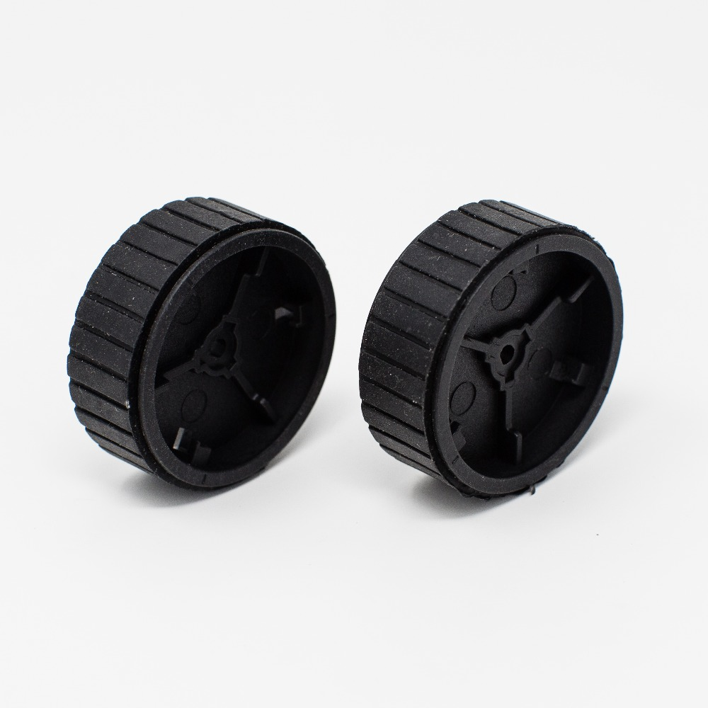 2 PACK Replacement Mint Plus 5200C Wheels for iRobot Braava 380T 320 321 Wheels(China)