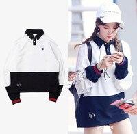 Red Velvet Wendy Hoodie Jumper Sweatshirt Pullover Kpop Korean Fashion Unisex Women Girl's Fashion Shirt