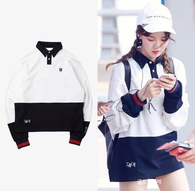 Red Velvet Wendy Hoodie Jumper Sweatshirt Pullover Kpop Korean