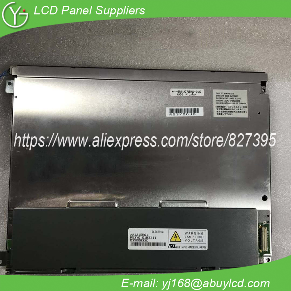 AA121SR01 12.1Industrial LCD PANELAA121SR01 12.1Industrial LCD PANEL