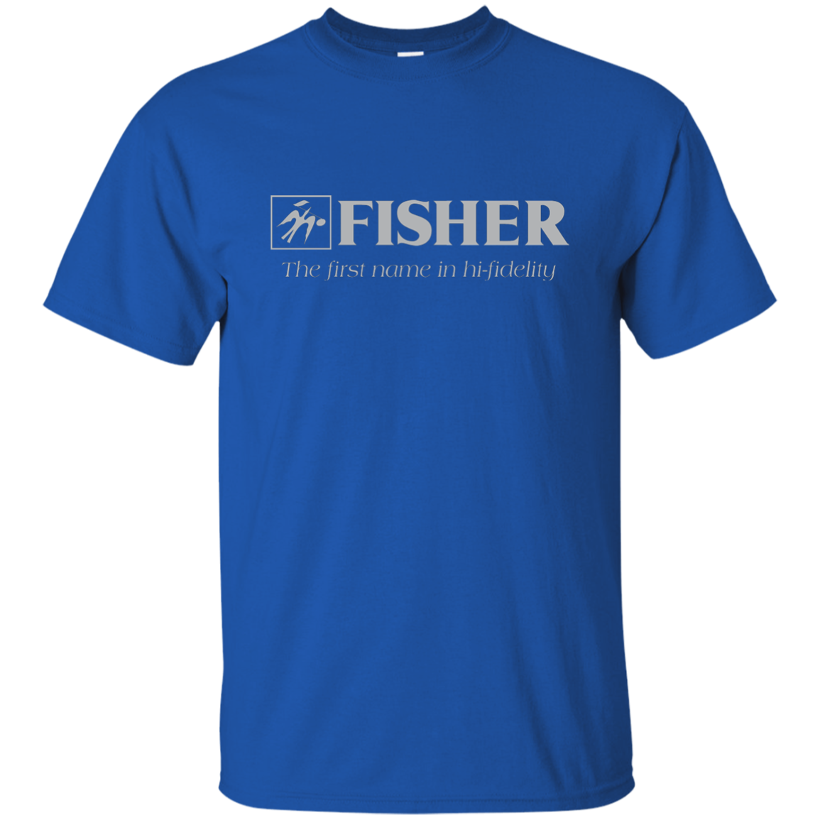 Fisher Electronics, Audio, Stereo, Components, Hi-Fi, Amplifier, Tuner, T-Shirt Fashion Summer Paried T shirts top tee