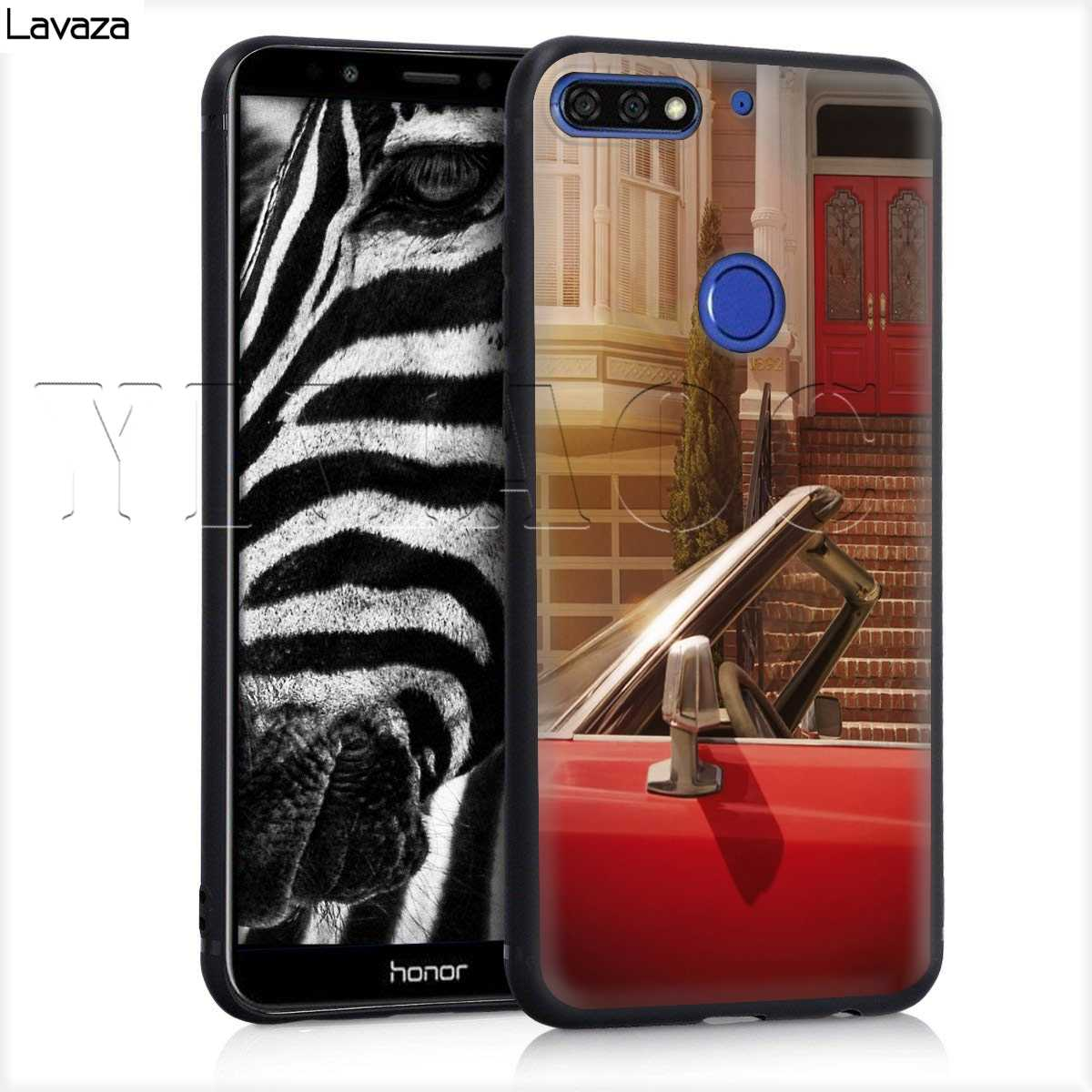 Lavaza Đầy Đủ Hơn Nhà Ốp Lưng cho Huawei Mate 10 P8 P9 P10 P20 P30 Y7 Y9 Lite Pro P Mini Thông Minh 2017 2019 2018