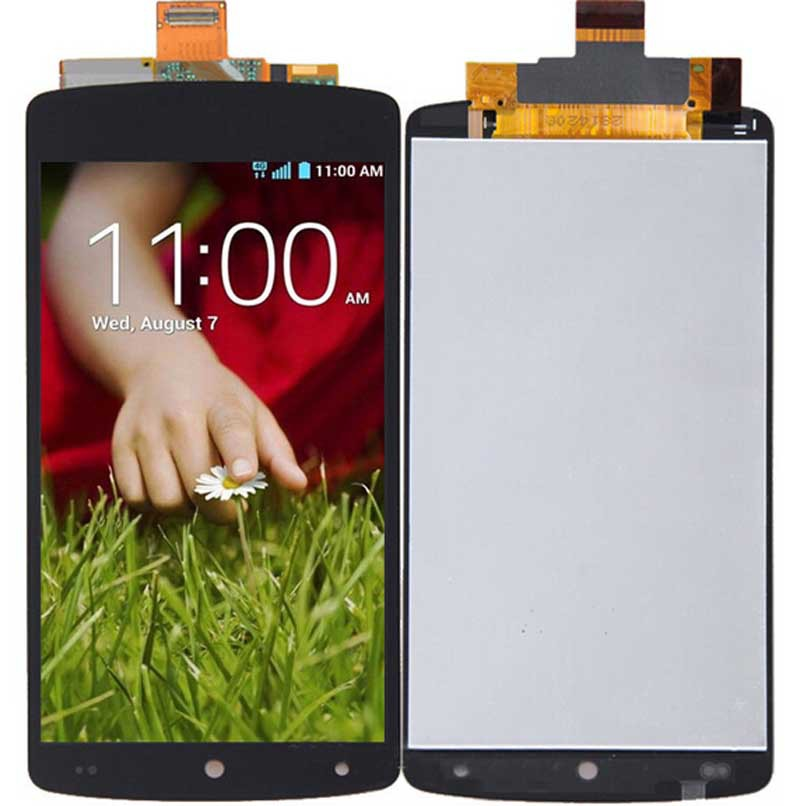 Top selling For LG Google Nexus 5 D820 D821 LCD Assembly Black LCD Screen Digitizer Assembly