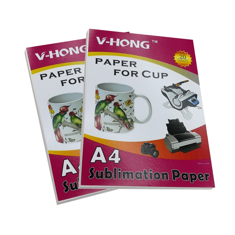 High-quality Ceramic Sublimation Paper And Glass Heat Transfer Paper Mug & Cup Paper 8.25x11.75