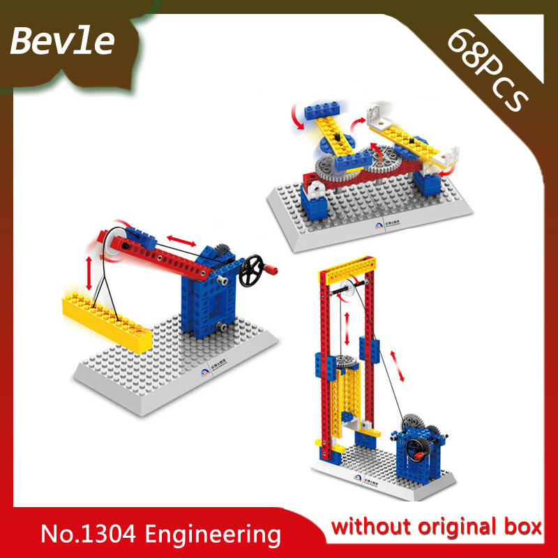 Bevle Store LEPIN 1303 44Pcs Deformation Series Power Engineering Lifts Building Blocks set Bricks Children For Toys Wange Gift lepin decool 3105 130pcs deformation series super aircraft model building blocks bricks toys for children wange gift