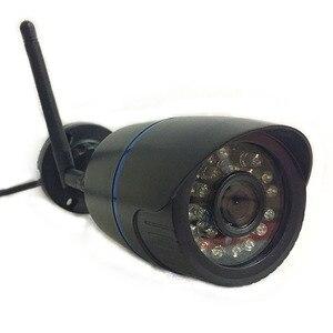 Image 4 - CamHi WIFI IP güvenlik kamerası ses kaydı 1080P 960P 720P ağ 2.0MP kablosuz kamera Onvif su geçirmez IP kamera TF kart depolama