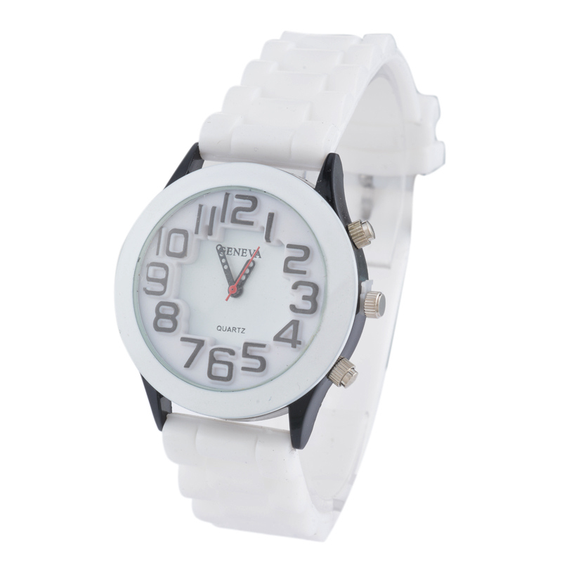 FUNIQUE Jelly Silicone Watches Women Lovers Brand Fashion Casual Quartz Wristwatch Feminino Clock Women Ladies Couples Gifts free drop shipping 2017 newest europe hot sales fashion brand gt watch high quality men women gifts silicone sports wristwatch