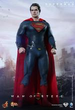 HotToys1/6th scale doll model 12″ Action figure doll,Superman Man of Steel.Collectible Figure model toy